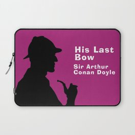 His Last Bow - Sherlock Holmes Laptop Sleeve
