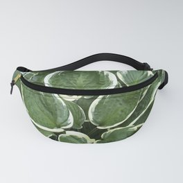 Cascade of Leaves Fanny Pack