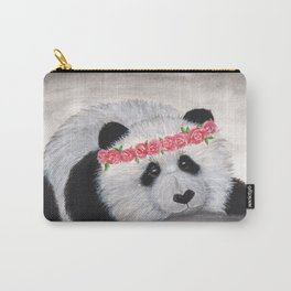 Kensey bear-watercolor Carry-All Pouch