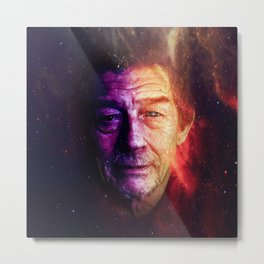 John Hurt tribute Metal Print