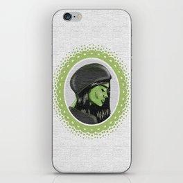 Elphaba iPhone Skin