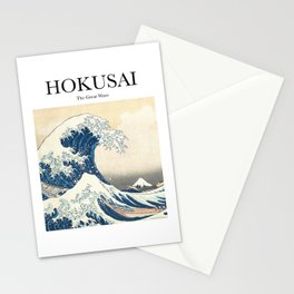 Hokusai - The Great Wave Stationery Cards