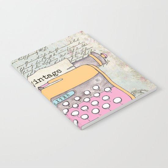Typewriter #1 Notebook