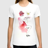 reading T-shirts featuring Reading by Hyegallery