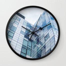 New York Building Wall Clock