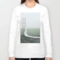 let it go Long Sleeve T-shirts featuring Let go by Jovana Rikalo