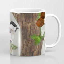 Marsh Tit Coffee Mug