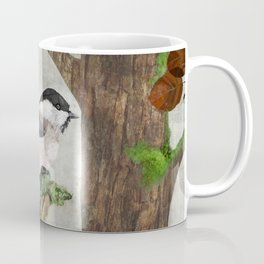 Marsh Tit Coffee Mug