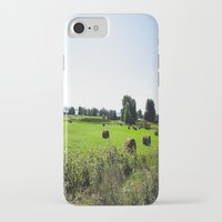 vermont iPhone & iPod Cases featuring VERMONT by TechkyDude