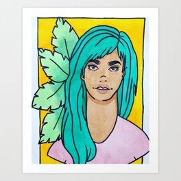Picture Day Art Print