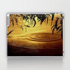 Honey Ripples Laptop & iPad Skin
