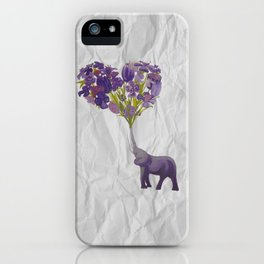 Lovely Growth iPhone Case