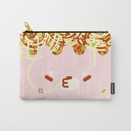 Slurping Time Carry-All Pouch