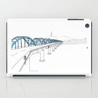 seoul iPad Cases featuring  SEOUL MOMENT_04 by By-EunEun