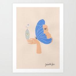 Remèdes & illusions Art Print