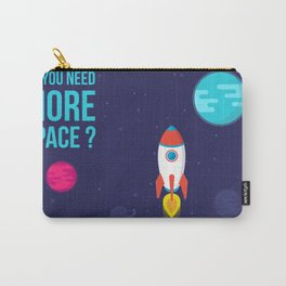 Do you need more Space? Carry-All Pouch