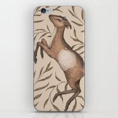 The Goat and Willow iPhone & iPod Skin
