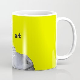 ART |STATUESQUE| Coffee Mug