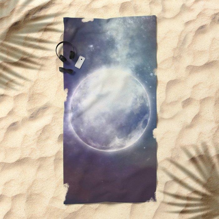 γ Bellatrix Beach Towel
