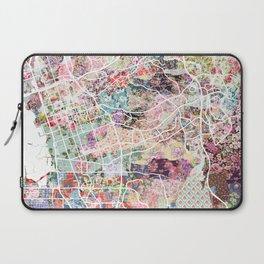 Chula Vista map Laptop Sleeve