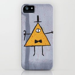 Bill Cipher iPhone Case