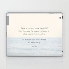 there is nothing more beautiful Laptop & iPad Skin