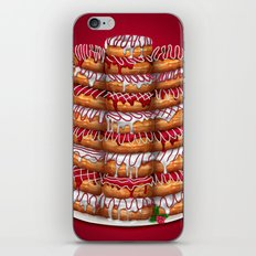Donuts IV 'Merry Christmas' iPhone & iPod Skin