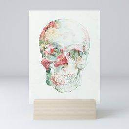 Skull Bouquet Mini Art Print