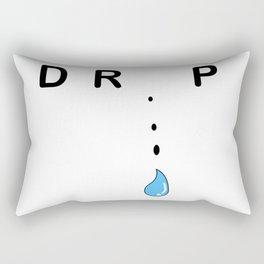 Tears Rectangular Pillow