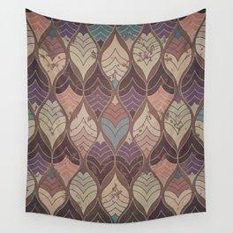 Geometric Ethnic Pattern Wall Tapestry