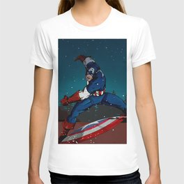 Steve Rogers - Captain T-shirt
