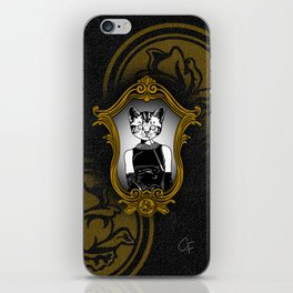 Holly - Framed iPhone Skin