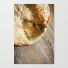 Pie! Canvas Print