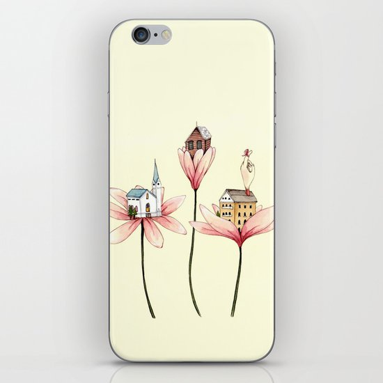Pretty Little Things iPhone & iPod Skin
