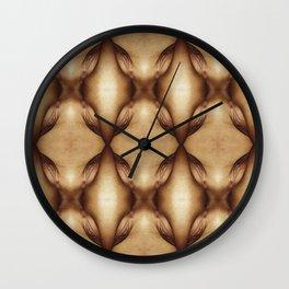 loopy ups! Wall Clock