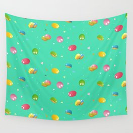 Space Critter Wall Tapestry