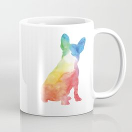 Watercolor frenchie Coffee Mug