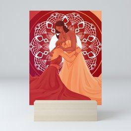 Protect Me From What I Want Mini Art Print