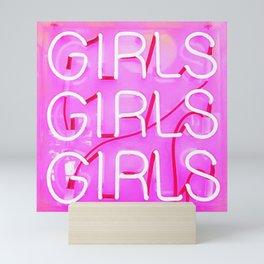 Girls Mini Art Print