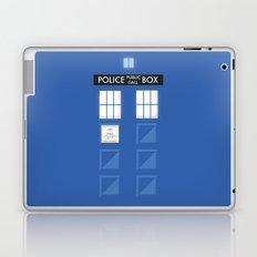 Trust me, I'm the Doctor. Laptop & iPad Skin