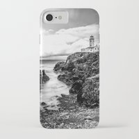 irish iPhone & iPod Cases featuring Irish Lighthouse by Conor