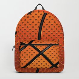 Basketball Ball Backpack