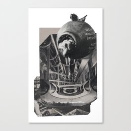 Page 4 of Industry Canvas Print