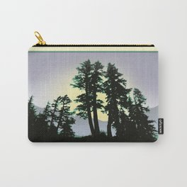 SUMMER EVENING AT HEATHER MEADOWS Carry-All Pouch