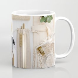 zero waste cleaning and beauty products Coffee Mug