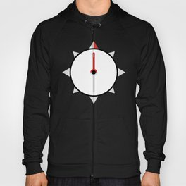My Compass Points to Adventure Hoody