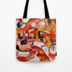 Spooning de Kooning (Provenance Series) Tote Bag