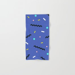 Memphis pattern 57 Hand & Bath Towel