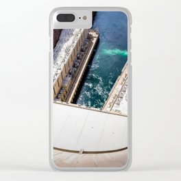 Hoover Dam IV Clear iPhone Case