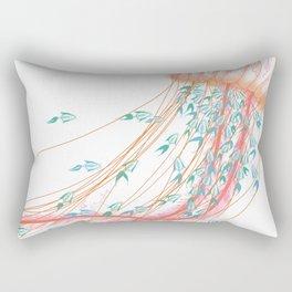 Robot Jellyfish Rectangular Pillow